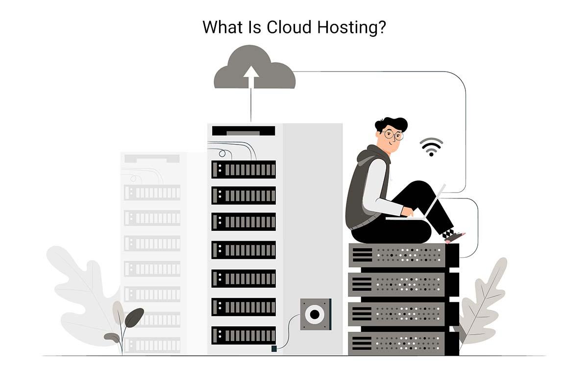 هاست ابری (Cloud Hosting) چیست؟ مزایای هاست ابری