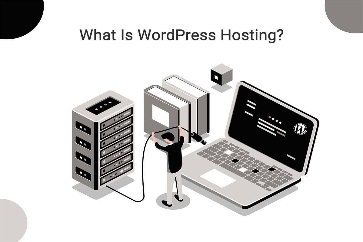 هاست وردپرس چیست what is wordpress hosting