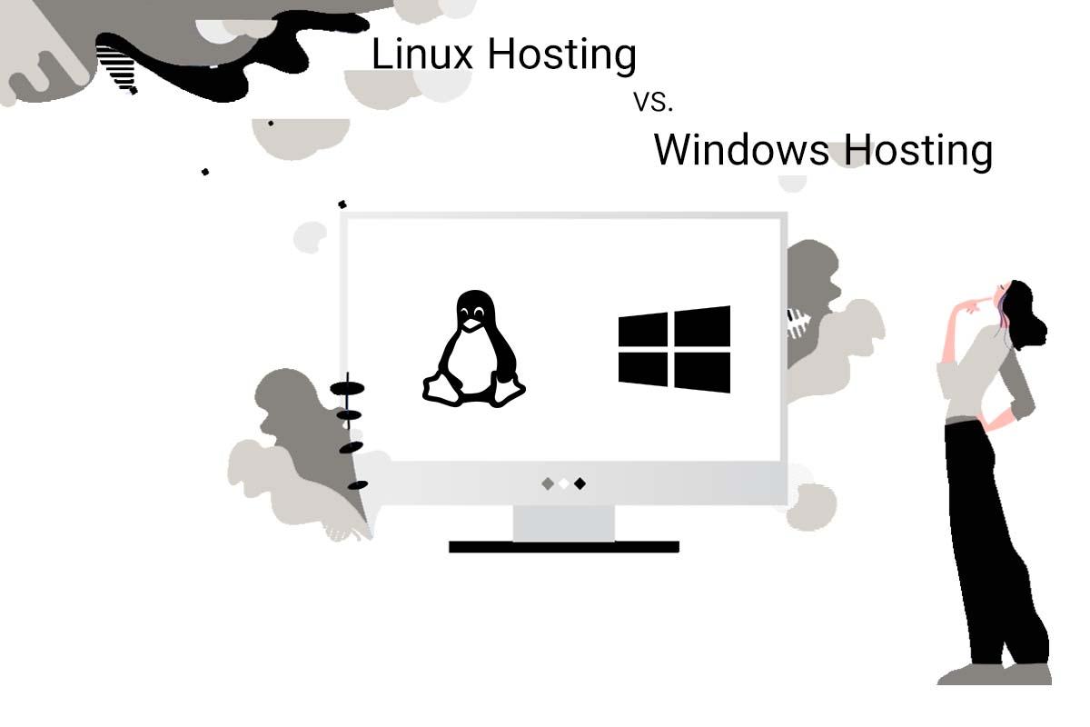 هاست لینوکس چیست تفاوت هاست لینوکس و ویندوز